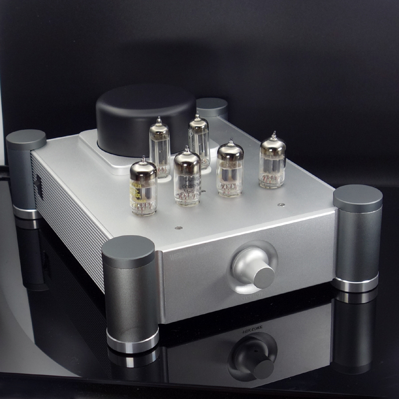 WEILIANG AUDIO Hetian Mao's Tube Preamplifier