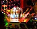 Chopeira Стойки Бутылки Вина Держатель Продвижение Сид Поручая Ведро Льда 6/12 Бутылках Шампанского Размер Лодка Образный Бар Настройки