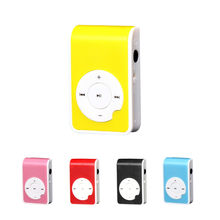music player MP3 Module walkman reproductor Mini Clip Metal USB MP3 Player Support Micro SD TF Card Music Media dropshipping(China)