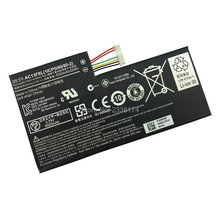 1pcs 100% High Quality AC13F8L Battery For Acer iconia Tab A1-810 A1-811 W4-820 W4-820p 1CP5/6 Freeshipping + Tracking Code
