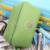 Envío de La Manera de Poliéster Verde Grande Portátil Bolsa de Almacenamiento de Bolsas de Cosméticos de Maquillaje de Las Mujeres Embrague Neceseres QJL146