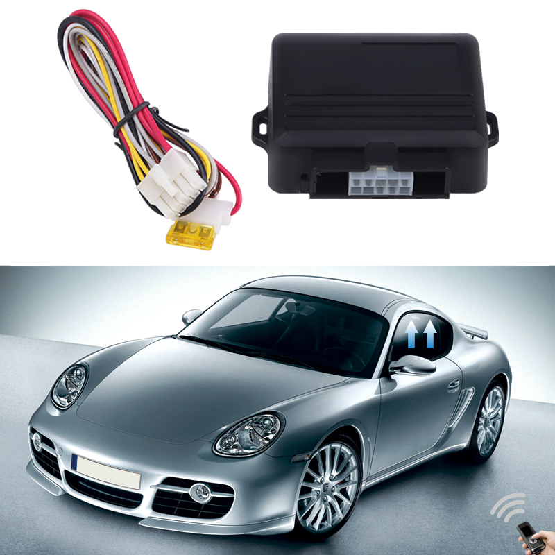 Car Alarm For 2 Doors Close Windows Car Alarm Systems&Security Systems Car Protector Intelligent window closer