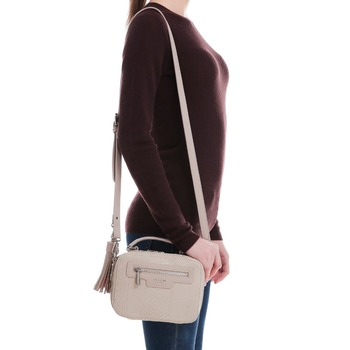 AiiaBestProducts David Jones Name Brand Crossbody Bag 5