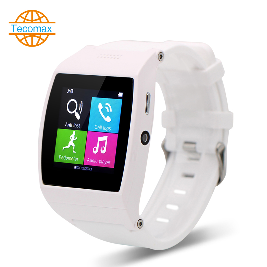 font b Smartwatch b font Bluetooth phone digital sport Pedometer watches for IOS Android Samsung