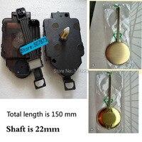 Wholesale 20 Set Swing Movement Quartz Clock Movement For Clock Mechanism Repair DIY Clock Parts Accessories