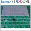 Leeman P4 P4.75 крытый красный цвет матричный модуль --- 64*32 точек Dmx F3.75 Матричные P4.75 Крытый Одного Цвета Светодиода дисплей
