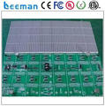 Leeman P4 P4.75 indoor red color dot matrix module --- 64*32dots Dmx F3.75 Dot Matrix P4.75 Indoor Single Color Led Display