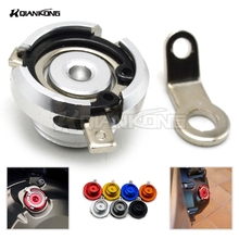 Free shippment  Motorcycle CNC Aluminum Engine Oil Filler Cup Cap FOR honda cbr 1000 rr 1100xx 250 / 600
