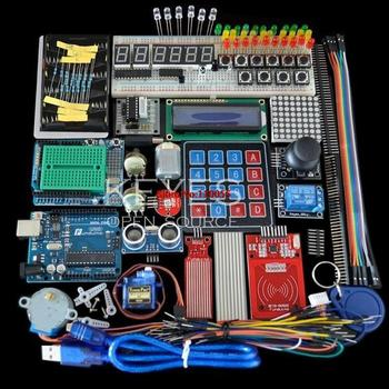 Kit de Iniciación para Arduino Uno R3-Uno R3 pruebas y titular de...