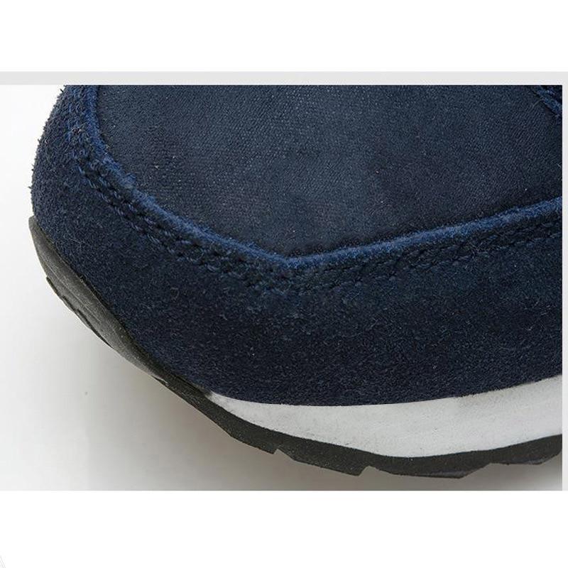 Image 3 - Новая мужская обувь мужская зимняя обувь модные мужские кроссовки, большие размеры 37 46, зимние кроссовки с теплым мехом, повседневные кроссовки мужские красовки-in Мужская повседневная обувь from Обувь