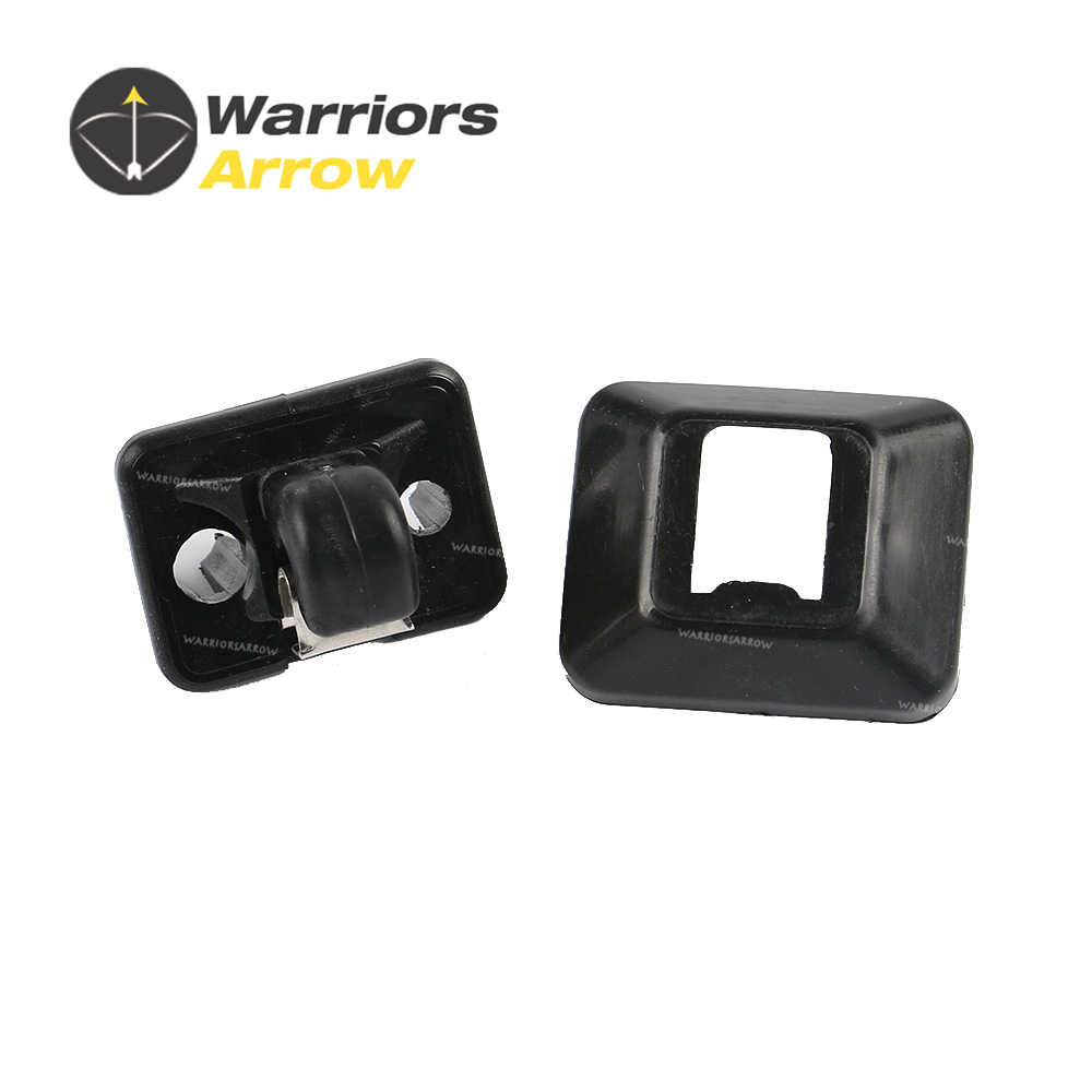 8U0857562 4PK For Audi A4 2005-2015 A4 Allroad 2010-2016 For Seat Exeo Black SET Interior Sun Visor Hook Clip + Retainer Cover