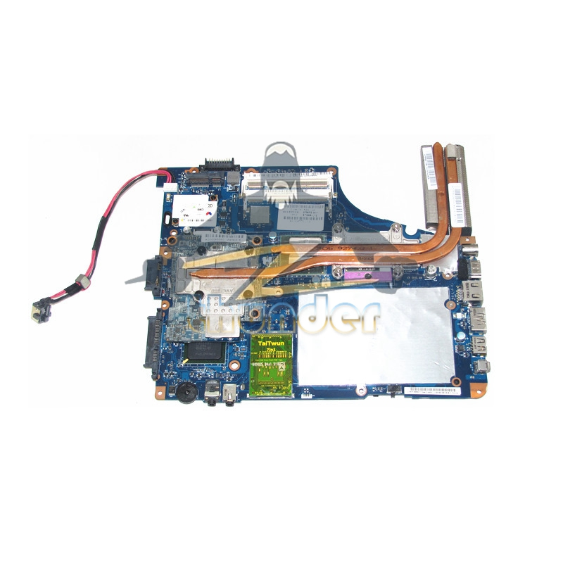 KTKAA LA-4571P K000071720 for toshiba satellite A350 laptop motherboard DDR2 with graphics slot with heatsink cpu laptop motherboard for toshiba satellite a350 a355 k000070900 la 4571p ktkaa l74 46160551l74 tested good page 7