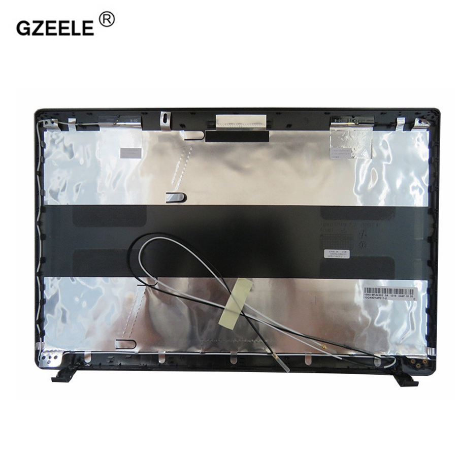 GZEELE NEW Top Cover for ASUS K55V X55 K55VD A55V A55VD K55 K55VM CASE R500V LCD Back Rear Cover Lid Case A COVER new laptop top cover for asus g752 a notebook lcd top lid cover bottom case