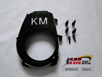 Baja CNC Engine Fan Cover for 1/5 Hpi baja 5B Parts RC CARS