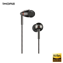 1MORE Quad-Driver Dynamic In-ear Earphone with Microphone for Xiaomi and other Mobile Telephone Smartphones Tablets E1010