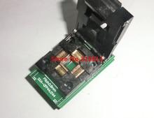 QFP44 TQFP44 SA245A B4805 SA245Aโปรแกรมเมอร์อะแดปเตอร์สำหรับx eltek 611วินาที610จุด500จุด