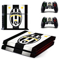 Football Team Vinyl Skin Sticker for Sony PS4 Console and 2 Controllers Decal Cover For PS4 For Dualshock 4 Game Accessories