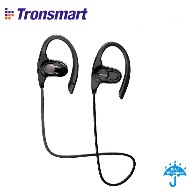 f96d17a241daf8 Tronsmart Encore Hydra IPX7 Waterproof Rated Bluetooth Headphones HiFi  Superior Sound Quality Enhanced Noise Cancelling