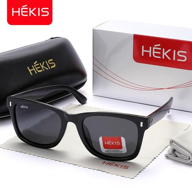 d83919a97 Oculos de sol masculino oculos feminino óculos polarizado 2019 Óculos  vintage retro alta qualidade marcas luxo