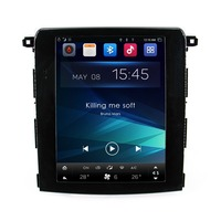 Otojeta vertical screen tesla head units quad core 32gb rom Android 7.1 Car Multimedia GPS Radio player for Subaru XV 2018