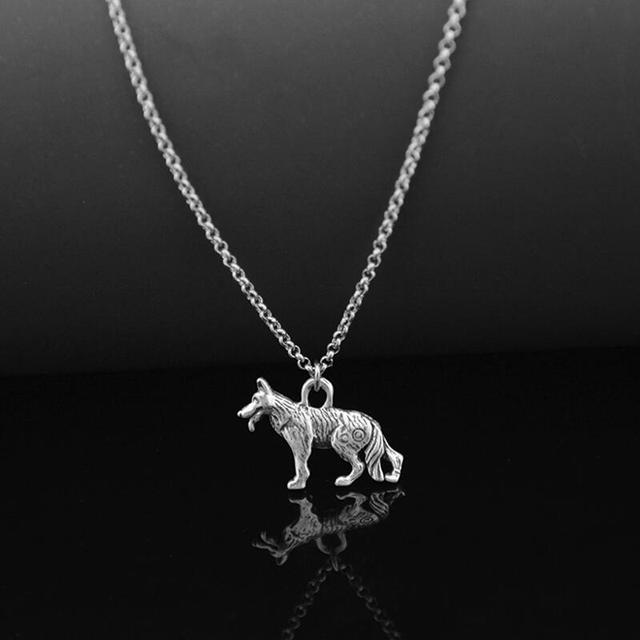 Dog Love Necklace 2