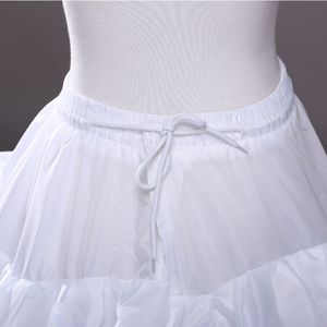 Image 5 - 2018 新 4 フープ 5 層蓮の葉ペチコートウェディングドレスブライダルドレスの場合在庫