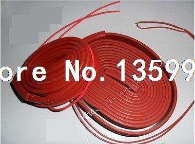 220VAC 300W 25*3000mm Silicon Band  Heater Strip waterproof220VAC 300W 25*3000mm Silicon Band  Heater Strip waterproof