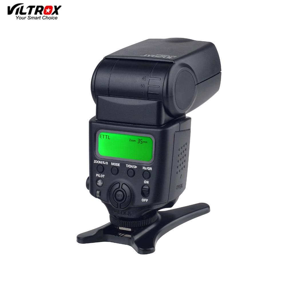 Viltrox JY-620C E-TTL Camera Flash Speedlite for Canon 700D 650D 600D 550D 70D 60D 5D 5DII III 7D 6D 1200D DSLR viltrox jy 680ch 1 8000s high speed sync hss ttl flash speedlite for canon dslr 760d 750d 700d 650d 80d 70d 60d 5dii 7d 6d 1300d