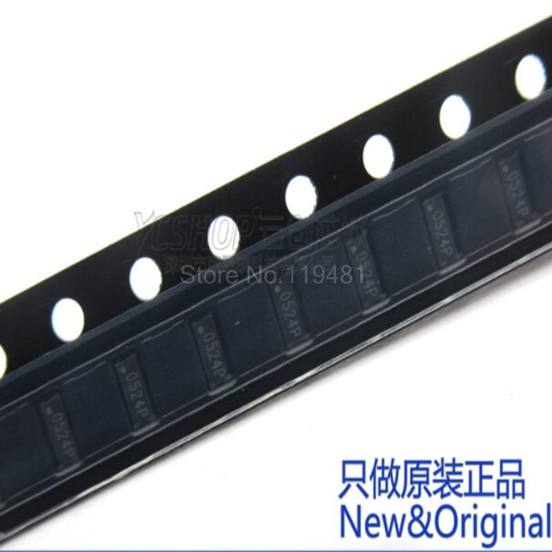 RCLAMP0524P TVS DIODE 5V 15V SLP2510P8