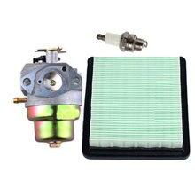Карбюратор и воздушный фильтр для Honda GCV160 GCV160A GCV160LA GCV160LAO GCV160LE газонокосилки #16100-Z0L-023