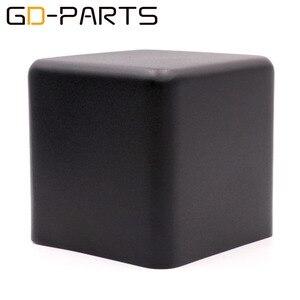 Image 2 - 1 pc 123*123*120mm preto ferro transformador capa metal triode proteger caixa caso gabinete de áudio alta fidelidade do vintage tubo amplificador diy