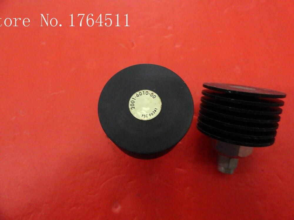 [BELLA] M/A-COM 2001-6010-00 DC-18GHz 10W SMA Precision Coaxial Load  --2PCS/LOT