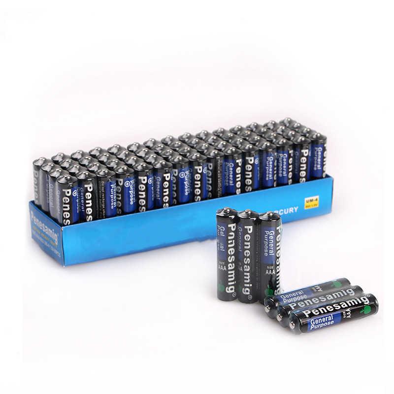 8 ピース/ロット Vbatty カーボン乾電池 R03 1.5 ボルト AAA unrechargeable のバッテリー