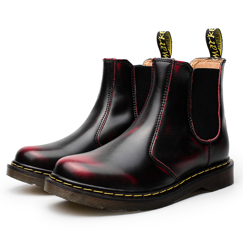 Doc Martins British Classic Basic Real Martin Boots male Thick Heel Motorbike Ladies Sneakers Dr Martins DHL Drop Transport Ankle Boots, Low-cost Ankle Boots, Doc Martins British Classic Basic...
