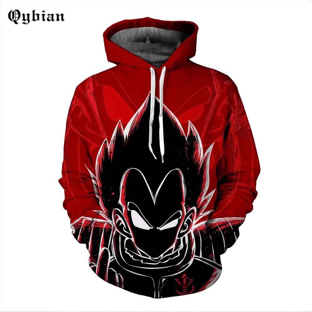Manga shadows Printed Hoodies 3D Men Women Hooded Pullover 5XL Sweatshirts Casual Pocket Outwear Novelty red Coat
