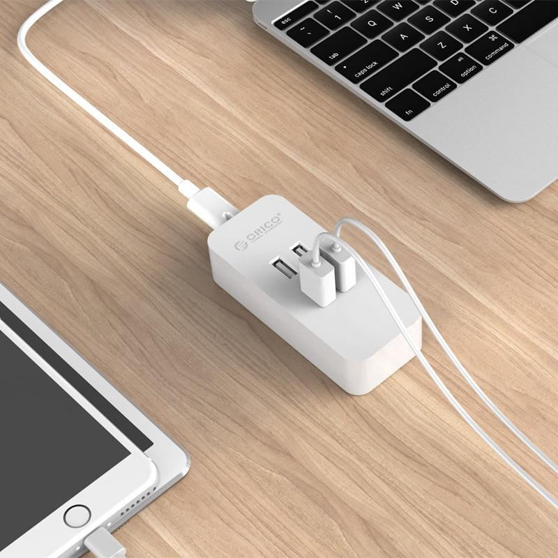 ORICO DCV 4U 20 w 4 Port USB Ładowarka z Super Technologii
