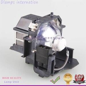 Image 4 - Lampa projektora/żarówka dla Epson EMP 400W 410W EMP 83H PowerLite 822 EMP 400e EX90/EMP 400/EMP 280/H330B EMP 822 ELPL42 żarówka