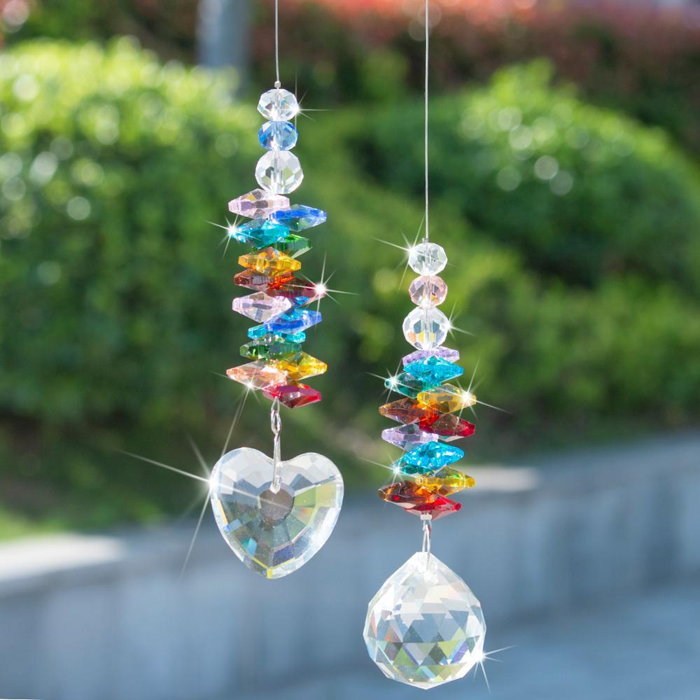 12/' OPAL WHITE COLOR GLASS PRISM BEAD LAMP CHANDELIER CHAIN X/'MAS DECOR GARLAND