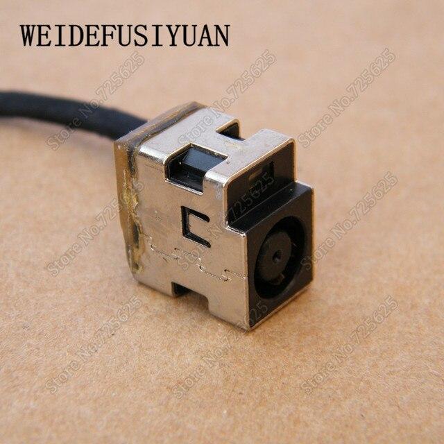 AC DC zasilania Jack złącze portu ładowania gniazdo wtykowe do HP CQ430 430 431 435 436 630 631 635 636 g43 CQ43 CQ57 serii