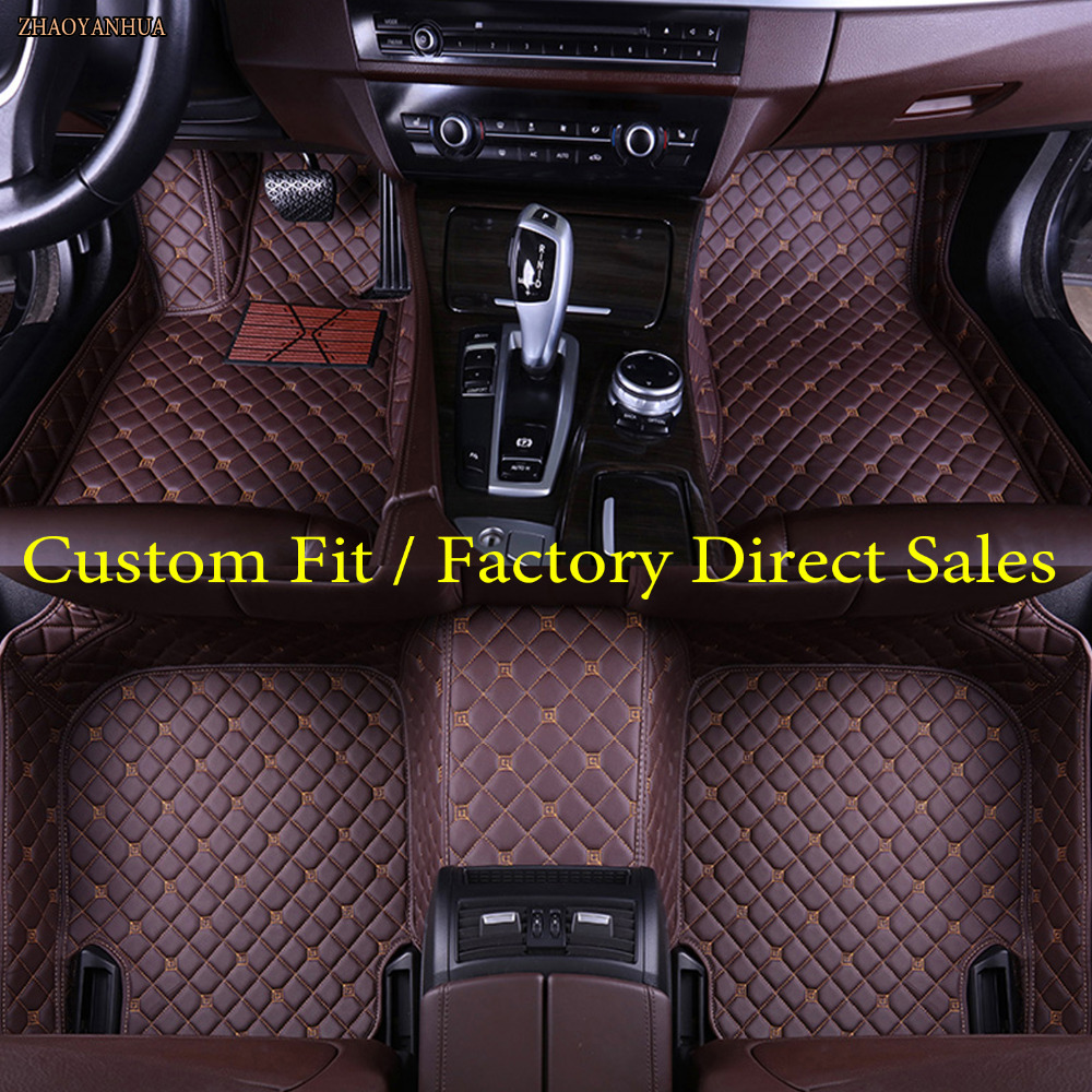ZHAOYANHUA Car floor mats for Mercedes Benz W245 W246 B class B160 B180 B200 B220 B260 5D car-styling foot case rugs carpet lineZHAOYANHUA Car floor mats for Mercedes Benz W245 W246 B class B160 B180 B200 B220 B260 5D car-styling foot case rugs carpet line