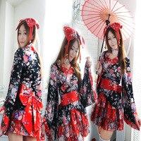 Fashion Blood Kids Cosplay Anime Maid Uniforms Clothing Apparel Fashion Anime Cosplay