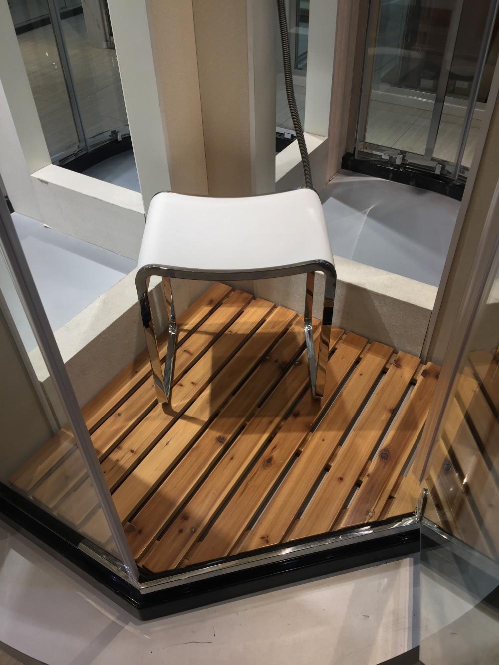 Trdni površinski kamen majhna kopalniška stopnica stolček klopi - Pohištvo - Fotografija 5