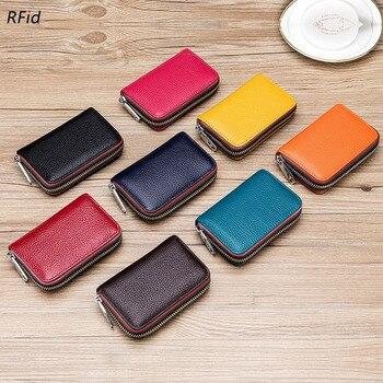 Zipper Credit Card Holder  5