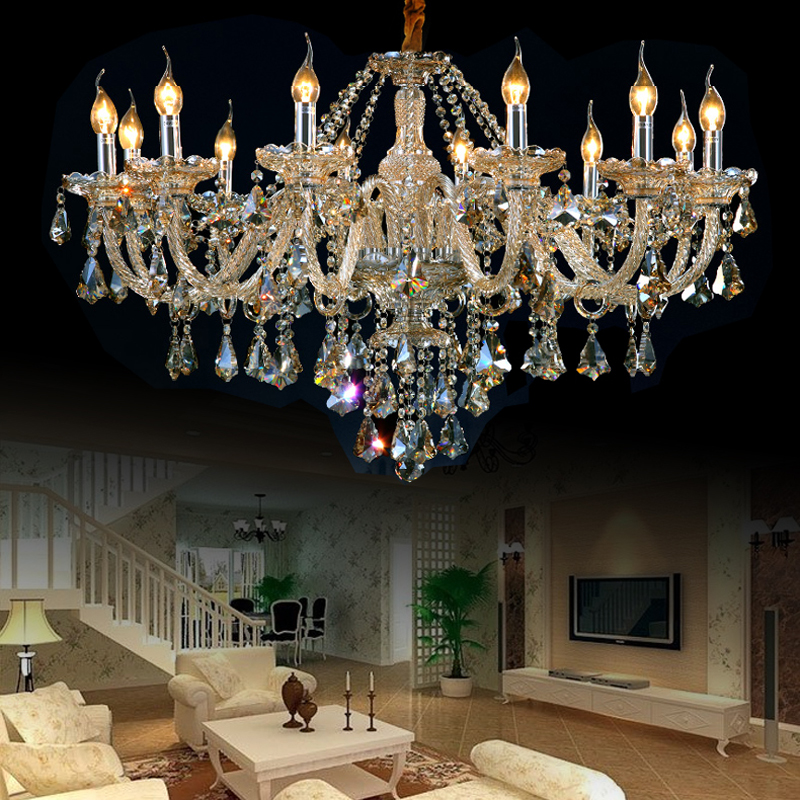 Elegant Crystal Chandelier Modern Crystal Chandelier Chain