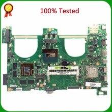 KEFU N550JV для ASUS N550JV n550jk N550J N550JX Материнская плата ноутбука i7-4700HQ GT750 4 ГБ/2 ГБ GPU плата Тесты новая материнская плата