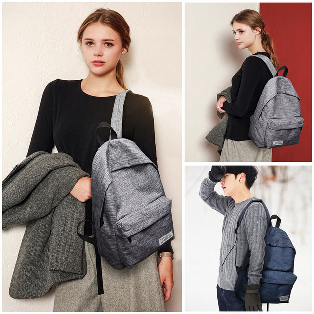 Scione Canvas Backpack Unisex