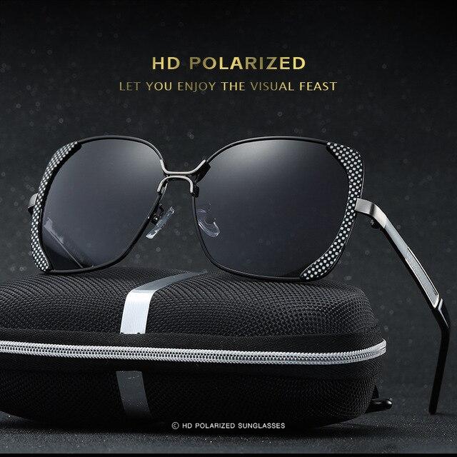 Original Sunglasses Women Newest Luxury Brand Designer Alloy Temple Flat Lens Sun Glasses Coating mirror sunglasses for female