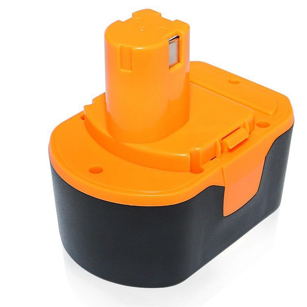 Battery For RYOBI 14.4V Ni-CD 2.0Ah Rechargeable Power Tool 1314702 1400656 1400671 130224010 Battery P20