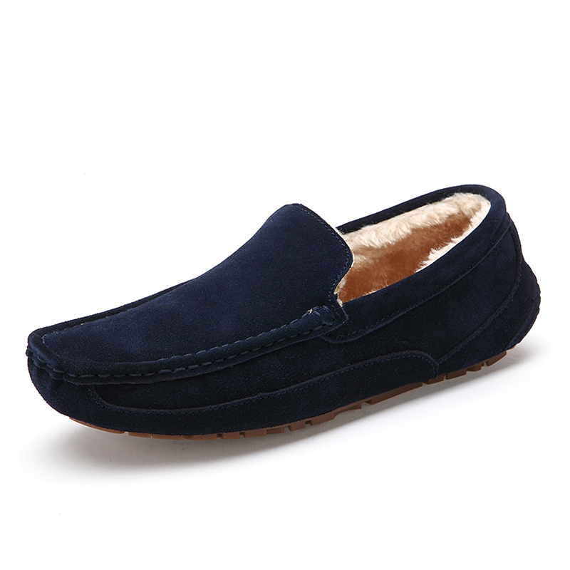 Men flats shoes 2017 new arrivals high quality warm thick plush men loafers shoes slip-resistant winter shoes size 39-44 lepin 22001 pirate ship imperial warships model building kits block briks toys gift 1717pcs compatible 10210