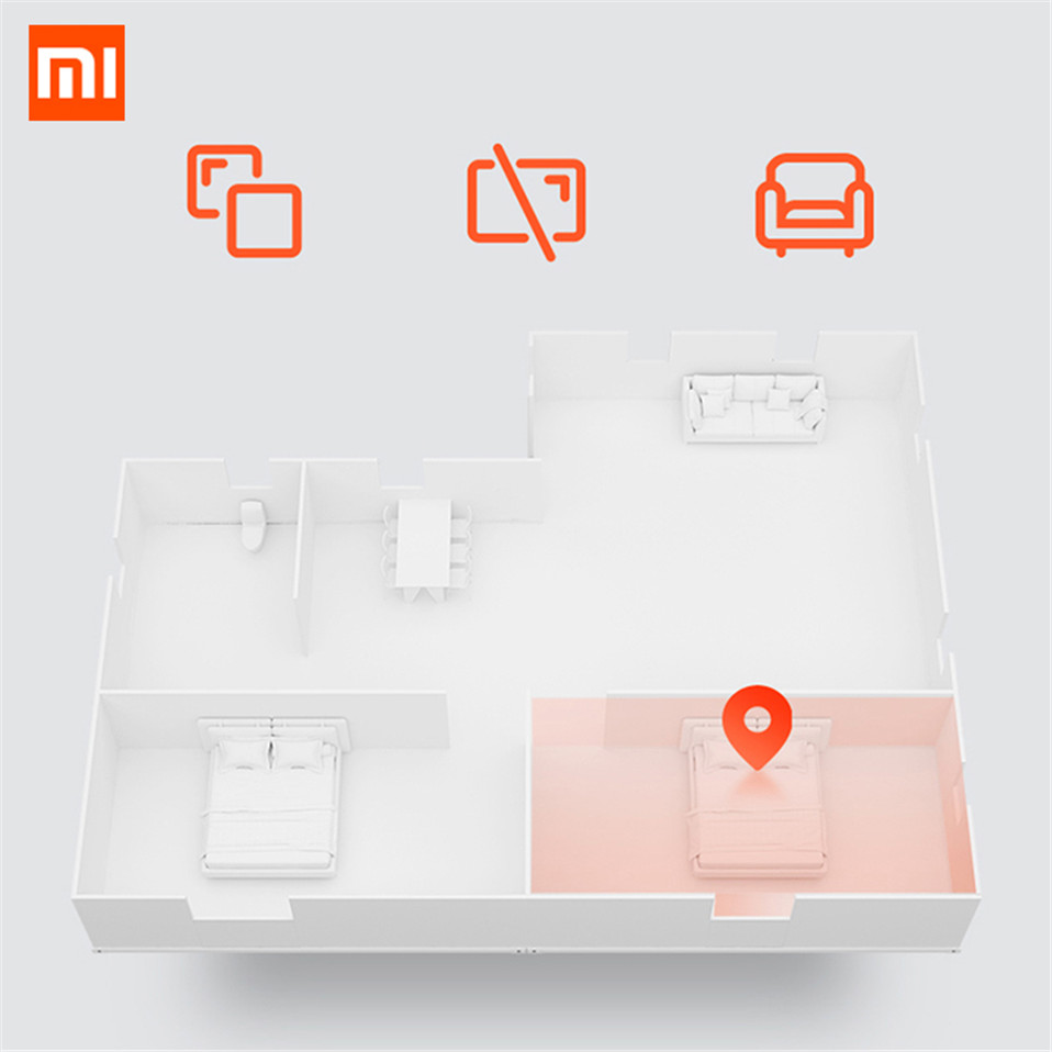 Original Xiaomi Mi Robot Vacuum Cleaner 1S For Home Automatic Sweeping Charge Smart Planned Cleaning Dust Cleaner APP Control  (4)_